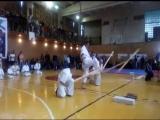 Областные соревнования по Киокушинкай каратэ КУБОК МУЖЕСТВА
