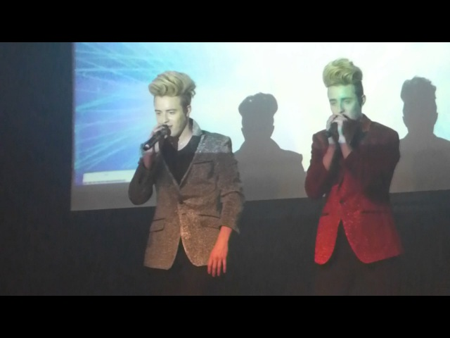 VICTORY ALBUM MEDLEY || JEDWARD || The Button Factory 25/2/17