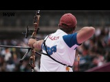 Archery how to Shoot under pressure, with Brady Ellison Win&ampWin AFR