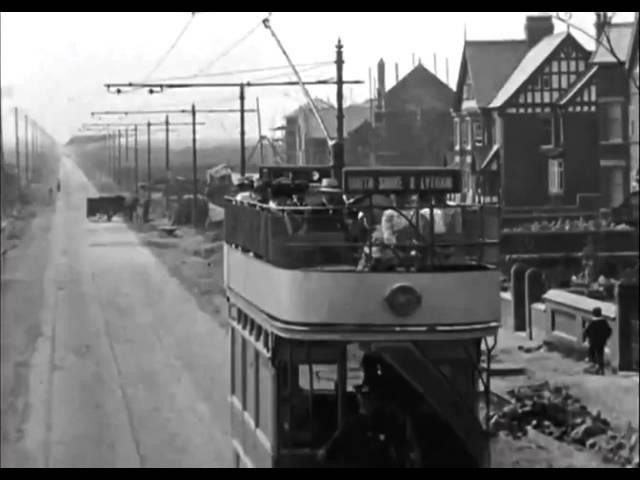 Lytham to Blackpool Trams and Views 1903 (v2)