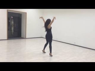 Calvin Harris & Disciples- How deep is your love/High heels dance/ Juliana Sadovskaya