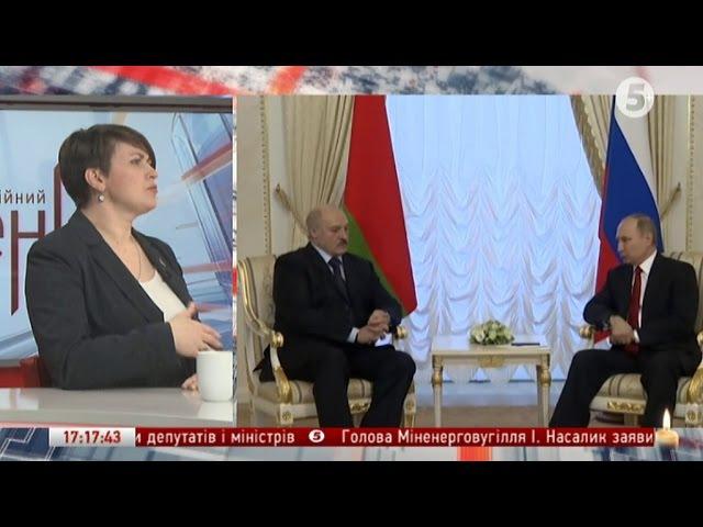 Короткевич Білоруське телебачення дуже акуратно висвітлює події на Донбасі