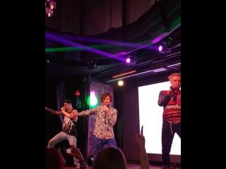 Агонь- опа опа (25.11.2016, Arena Club, Киев)