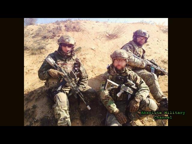 Russian Spetsnaz vs ISIS Syria combat footage HD смотреть онлайн без регистрации
