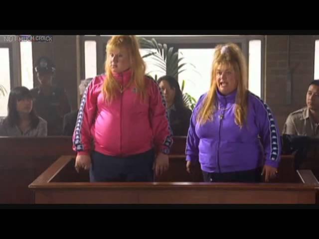 Dawn French as Vicky Pollards Mum - Vicar of Dibley Star Little Britain with Matt Lucas