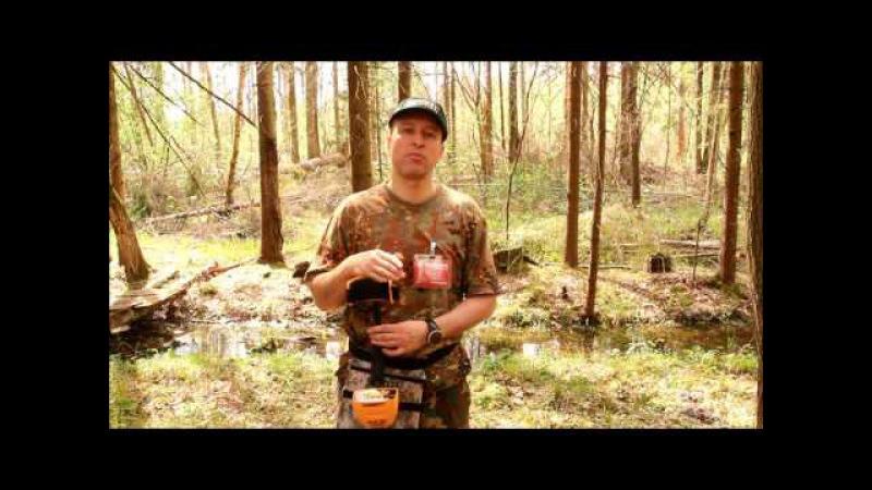 Garrett ACE 400i: Функционирование режима Iron Audio