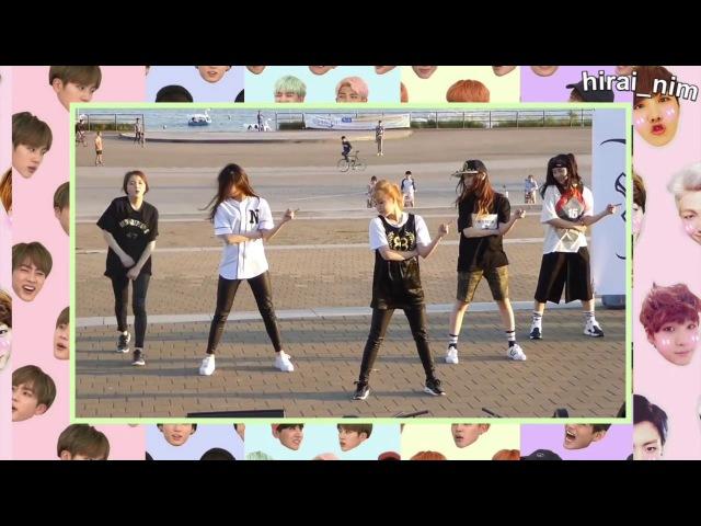 Girl Groups Dancing to BTS (Fire, I Need U, Danger, War of Hormones, etc.) (걸 그룹 방탄소년단-댄스)