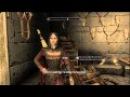 The Elder Scrolls V Dawnguard Serana appears at Fort Dawnguard