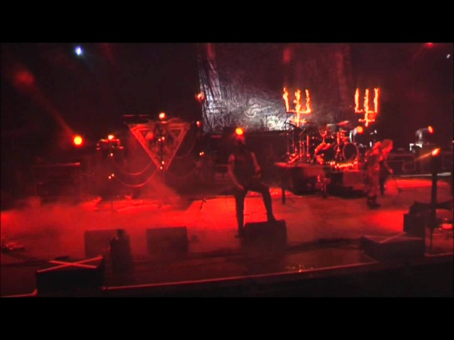 Watain - Reaping Death (Masters of Rock 2011 DVD) ®
