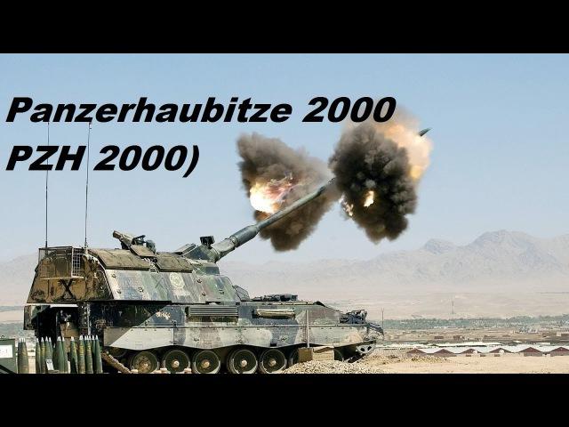 Panzerhaubitze 2000 abbreviated PzH 2000, is a German 155 mm self-propelled howitzer
