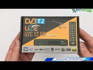 Видео обзор U2C T2 Internet, настройка, прошивка, тест IPTV