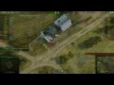 World of Tanks,обзор боев товарищей по клану,мастер и медаль гора.