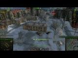 World of Tanks,обзор боев товарищей по клану,мастер, ис - 6 не изменяет своим потребност ...