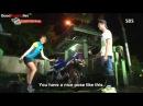 Kim Hyun Joong - Uee [That Winter The Wind Blows Parody] (Eng Sub)