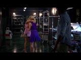 Felicity Smoak Muscular Calves
