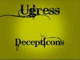 Ugress - Decepticons
