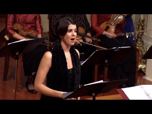 Tarquinio Merula Hor chè tempo di dormire Voices of Music with Jennifer Ellis Kampani