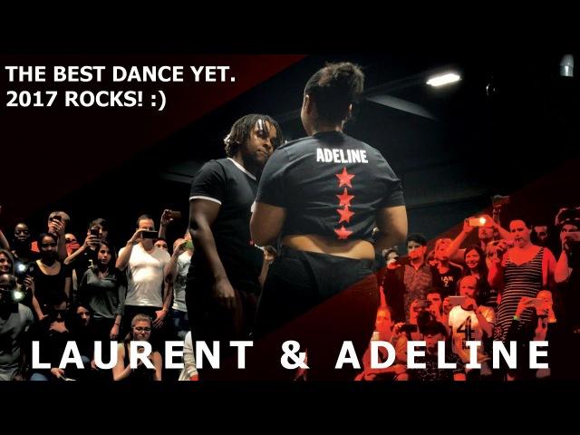 Laurent Adeline: The Best Musicality Urban Kiz Dance @ Luxembourg Kizomba Festival 2017