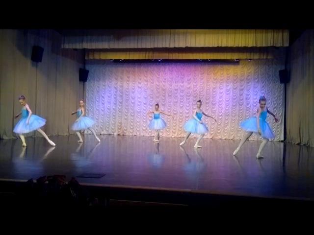 Поздравление учащихся Уральского хореографического колледжа