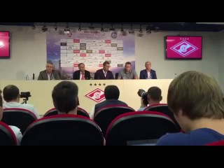 Массимо Каррера: «Спартак» будет бороться за первое место и за победу в Кубке России