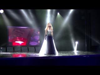 Eurovision 2017 Belarus: 06. KATTIE - Wild Wind (1st dress rehearsal)