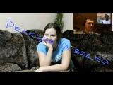 Реакция на видео Challenge сколько продержишься без смеха