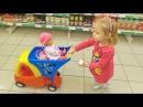 Кукла Беби бон Лучшие Видео для девочек про игрушки для детей и малышей Настя КА ...