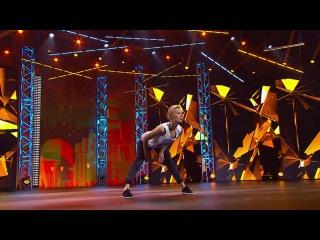 Танцы: Анастасия Ладыгина (Chonique Sneed - Let It Go) (сезон 3, серия 5)