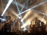 Simple Plan @ Lyon - Uptown Funk I Can't Feel My Face (Bruno Mars The Weeknd Cover)