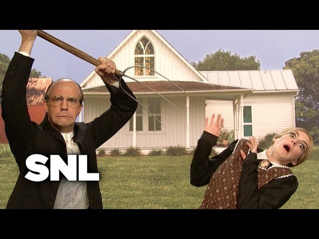American Gothic - Saturday Night Live