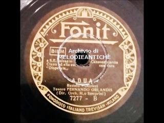 Fernando Orlandis - Adua (con testo)
