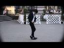 Девушка в Казани классно танцует Джексона