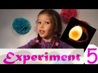 Смешной эксперимент с яйцом. Fun Science  experiment you can do with Egg