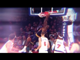 LeBron James Alley-Oop dunk