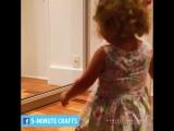 Будущая великая танцовщица
