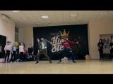 DS KingStep | Alina Barilova Choreography | Dancehall