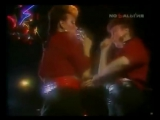 Bazykina Twins - Moscow nights ( official video ) ( 1988 )