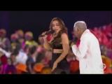 Anitta, Caetano Veloso e Gilberto Gil - Cerimonia de abertura das olimp