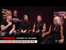 The Miz joins the cast of The Marine 5_ Battleground to discuss their chemistry_