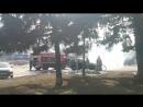 Воронеж Сгорела Нива Шевроле