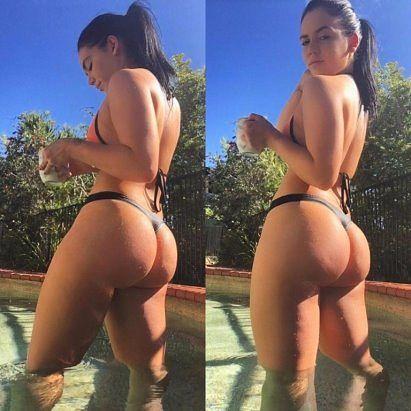 Amateur girlfriend anal fuck creampie asslick