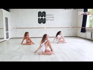 Dance2sense: Teaser - Jamie Woon - Gravity - Julia Tishenko