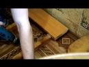 Монтаж терассной доски на ГвозDeck Twin-мини.
