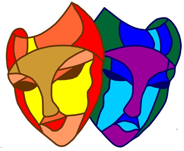 Логотип фестиваля Inclusive Art