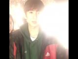 19.12.2016 Instagram No Eunbin младшая сестра МинУ
