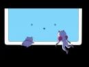 Мультфильм Bee and PuppyCat on Cartoon Hangover  Бии и ПёсоКот Серия 0 - Пилот (Русская озвучка)