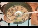Рецепт приготовления виноградных улиток изысканное блюдо на ужин