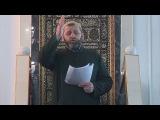 Шейх Хамзат Чумаков - пятничная хутба от 09.12.2016г.