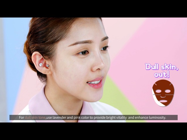 [ETUDE] Color Contouring base Makeup with Pony!