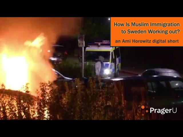 How Is Muslim Immigration to Sweden Working Out
